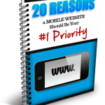 Mobile Website Should Be A Priority - 20 Reasons